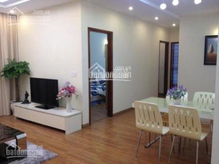 Chủ cho thuê căn hộ 2 PN, đủ đồ dùng, giá 8 triệu/tháng. CC Topaz Garden, LHCC, 75m2, 2 phòng ngủ, 2 toilet