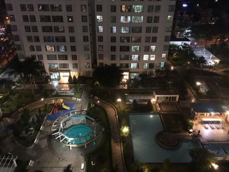 Chính Chủ Cho thuê Central Premium 33m² 7tr có rèm+ máy lạnh, view ĐB, Liên hệ xem nhà 0938839926, 33m2, 1 phòng ngủ, 1 toilet