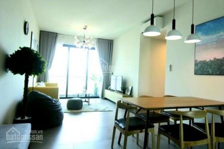 Cho thuê căn hộ tầng 10 tòa Berdaz rộng 106m2, cc Feliz En Vista, giá 22.261 triệu/tháng, 106m2, 3 phòng ngủ, 2 toilet