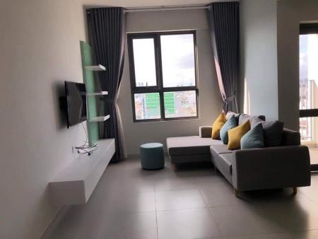 Cho thuê căn hộ 1 phòng ngủ M-one Gia Định tiện nghi y hình DT 50m2 Tel 0942811343 Tony (Zalo/Viber/Phone), 49m2, 1 phòng ngủ, 1 toilet