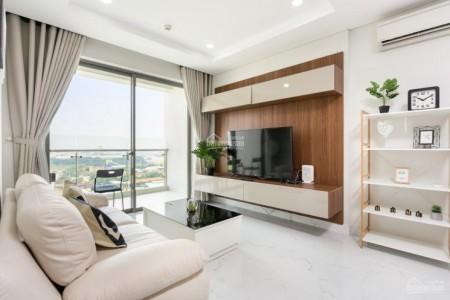 An Gia Riverside có căn hộ rộng 88m2, 2 PN, có ban công, cho thuê giá 15 triệu/tháng, 88m2, 2 phòng ngủ, 2 toilet