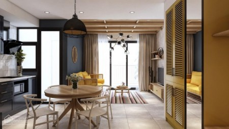 Cho thuê căn hộ Palm Heights rộng 105m2, 3 PN, giá 16.5 triệu/tháng, căn góc, view đẹp, 105m2, 3 phòng ngủ, 2 toilet