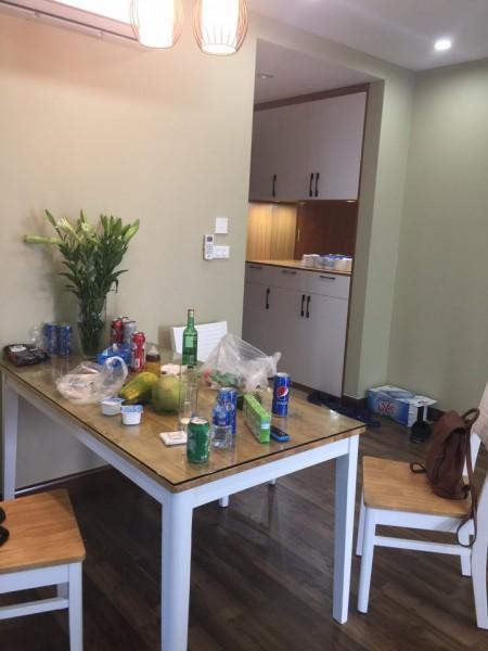 Cho thuê căn hộ chung cư VOV Mễ Trì tòa CT1A, 76m2, 2 ngủ đủ đồ giá 8,5 triệu/tháng, 76m2, 2 phòng ngủ, 2 toilet