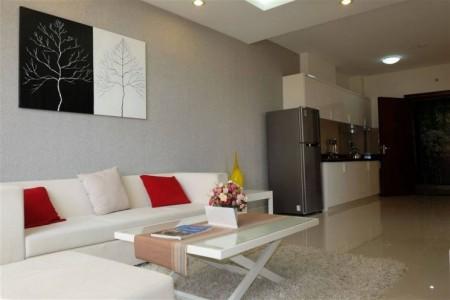 Chung cư Hà Đô Nguyễn Văn Công cần cho thuê căn hộ rộng 100m2, giá 12.5 triệu/tháng, 100m2, 3 phòng ngủ, 3 toilet