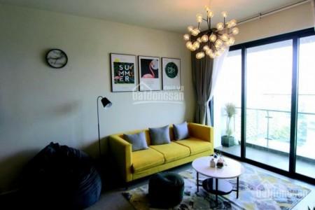 Cho thuê căn hộ Feliz En Vista rộng 102m, 3 PN, có đủ đồ dùng, giá 27.5 triệu/tháng, 102m2, 3 phòng ngủ, 2 toilet