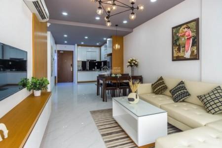 The Gold View Quận 4 cho thuê căn hộ rộng 81m2, 2 PN, đủ nội thất, giá 17 triệu/tháng, 81m2, 2 phòng ngủ, 2 toilet