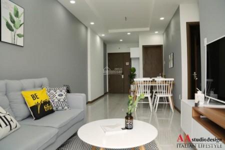 Cho thuê căn hộ 11 triệu/tháng, dtsd 69m2, cc Him Lam Phú An, 2 PN, đồ cơ bản, 69m2, 2 phòng ngủ, 2 toilet