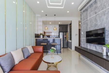 Căn hộ 100m2, 3 phòng ngủ, nội thất đẹp, cho thuê 25 triệu/tháng - Newton Residen - Hotline: 09388.000.58, 100m2, 3 phòng ngủ, 2 toilet