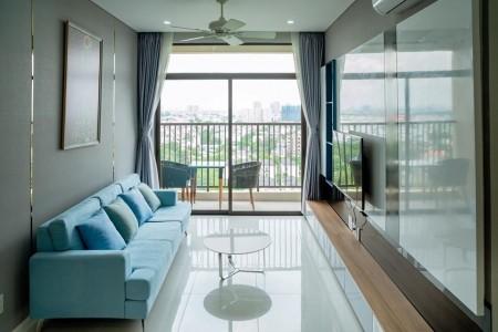 Căn hộ 2 phòng ngủ, nội thất cơ bản - Newton Residence Trương Quốc Dung - 09388.000.58, 75m2, 2 phòng ngủ, 2 toilet