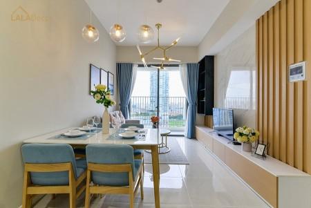 Căn hộ 100m2, 3 phòng ngủ, nội thất cơ bản, 21 triệu - Mặt tiền đường Trương Quốc Dung - Newton Residence - 09388.000.58, 100m2, 3 phòng ngủ, 2 toilet