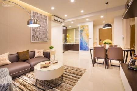 Cần cho thuê căn hộ rộng 75m2, 2 PN, có sẵn đồ dùng, giá 11 triệu/tháng, cc Viva Residence, 75m2, 2 phòng ngủ, 2 toilet