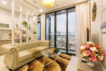 Chung cư Saigon Royal cần cho thuê căn hộ rộng 65m2, 2 PN, 1 WC, giá 15.5 triệu/tháng, 65m2, 2 phòng ngủ, 2 toilet