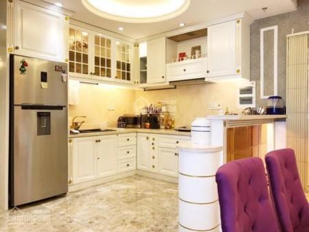 Cho thuê căn hộ rộng 70m2, giá 14 triệu/tháng. Lầu cao, view đẹp, cc Wilton Tower, 70m2, 2 phòng ngủ, 2 toilet