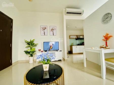 Căn hộ Officetel cc Sunrise City View cần cho thuê giá 12 triệu/tháng, nội thất cơ bản, dt 38m2, 38m2, 1 phòng ngủ, 1 toilet