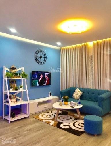 Căn hộ 8X Đầm Sen rộng 53m2, 1 PN, tầng cao, view thoáng, có sẵn đồ dùng, giá 8 triệu/tháng, 53m2, 1 phòng ngủ, 1 toilet