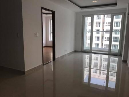 Cho thuê căn hộ 2 phòng ngủ Sky Center nội thất cơ bản (rèm, máy lạnh, bếp) #14 Triệu Tel 0942.811.343 đi xem ngay, 74m2, 2 phòng ngủ, 2 toilet