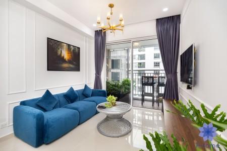 Cho thuê căn hộ 2 phòng ngủ Golden Mansion Novaland, full nội thất đẹp #18 Triêu Tel 0942.811.343 Tony đi xem ngay, 74m2, 2 phòng ngủ, 2 toilet
