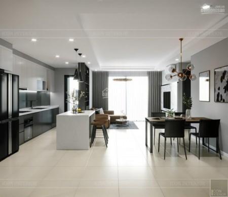 Cho thuê căn hộ Contrexim Quận 4 rộng 90m2, 2 PN, giá 13 triệu/tháng, LHCC, 90m2, 2 phòng ngủ, 2 toilet