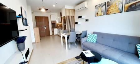 Cho thuê căn hộ New City – đầy đủ Nội thất 1Pn có bancon. * bao phí. Lh 0918860304, 51m2, 1 phòng ngủ, 1 toilet