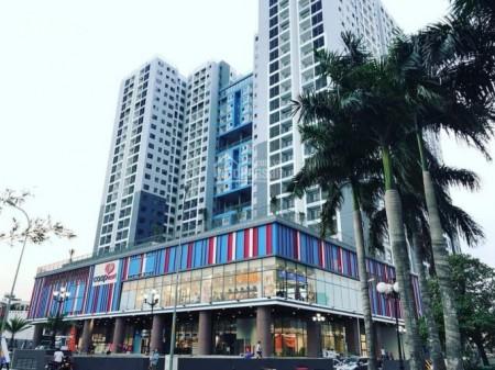 Vừa nhận căn hộ rộng 62m2, 2 PN, tầng cao, view đẹp, cc Sài Gòn Avenue cho thuê giá 6.5 triệu/tháng, 62m2, 2 phòng ngủ, 2 toilet