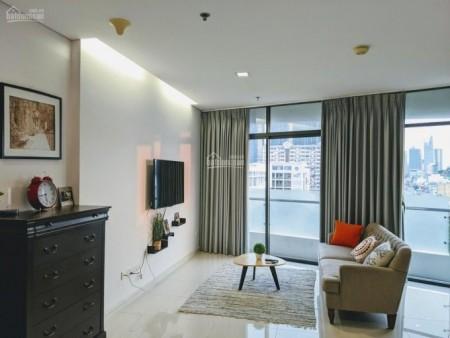 Cho thuê căn hộ 1 PN, có sẵn đồ, kiến trúc đẹp, cc City Garden, dt 70m2 giá 15 triệu/tháng, 70m2, 1 phòng ngủ, 1 toilet