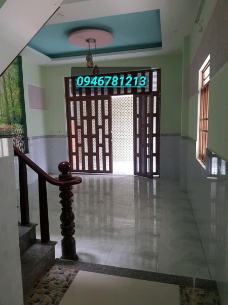 Nhà 60m2 3 tấm 4PN 4WC hẻm Lê Văn Quới, 7.5 triệu, 60m2, 4 phòng ngủ, 4 toilet