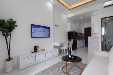 15 Triệu/tháng, bao phí, căn 2PN, full nội thất, The Botanica Phổ Quang, LH: 09388.000.58, 65m2, 2 phòng ngủ, 2 toilet