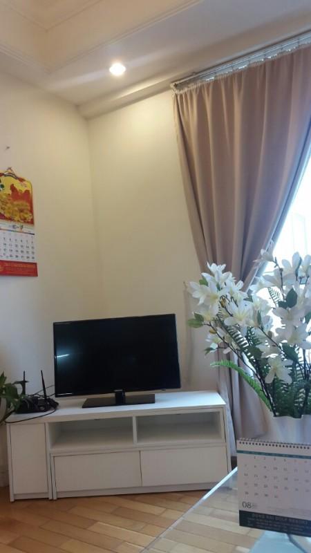 Cần cho thuê căn hộ ở Centana Thủ Thiêm, 55m2, 2 phòng ngủ, 2 toilet