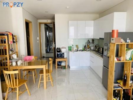 Skyline Phú Thuận, Quận 7 có căn hộ mới rộng 70m2, 2 PN, có sẵn đồ, giá 11 triệu/tháng, 70m2, 2 phòng ngủ, 2 toilet