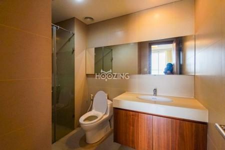 Cần cho thuê căn hộ 3 phòng ngủ loại Duplex, tầng thấp tháp Brilliant Khu dân cư Đảo Kim Cương Quận 2. LH:070.3966.021, 220m2, 3 phòng ngủ, 3 toilet
