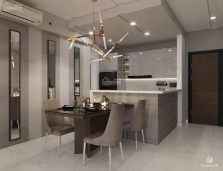 Midtown Phú Mỹ Hưng cần cho thuê căn hộ rộng 91m2, 2 PN, có sẵn đồ giá 23 triệu/tháng, 91m2, 2 phòng ngủ, 2 toilet