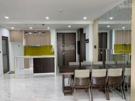 Chủ cần cho thuê căn hộ rộng 130m2, giá 35 triệu/tháng. CC Midtown Phú Mỹ Hưng, 130m2, 3 phòng ngủ,