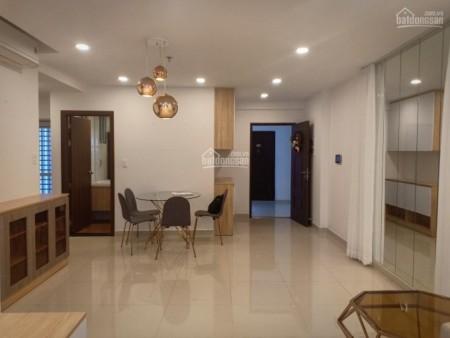 Scenic Quận 7 có căn hộ trống 2 PN, dtsd 77m2, có sẵn đồ, tầng cao, cho thuê giá 16 triệu/tháng, 77m2, 2 phòng ngủ, 2 toilet
