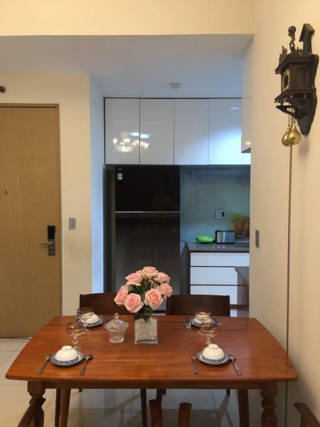 Cho thuê chung cư the ascent 2 phòng ngủ, nội thất đầy đủ, giá 20 triệu/tháng LH:070.3966.021, 71m2, 2 phòng ngủ, 2 toilet
