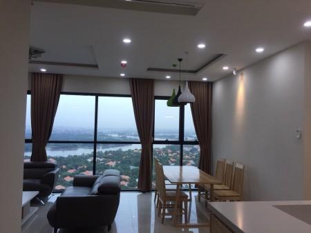 Cho thuê gấp căn hộ estella giá thấp nhất thị trường giá rẻ. LH:070.3966.021, 96m2, 2 phòng ngủ, 2 toilet