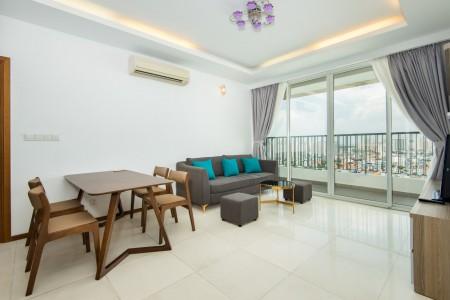 Cho thuê căn hộ chung cư cao cấp Vista Verde 50m2 full nội thất LH:070.3966.021, 50m2, 1 phòng ngủ, 1 toilet