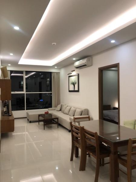 Cho thuê Căn hộ 2PN 2WC full nội thất Palm Heights, Q.2 LH:070.3966.021, 77m2, 2 phòng ngủ, 2 toilet