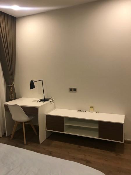 Cho thuê chung cư Masteri Thảo Điền 70m2 LH:070.3966.021, 70m2, 2 phòng ngủ, 2 toilet