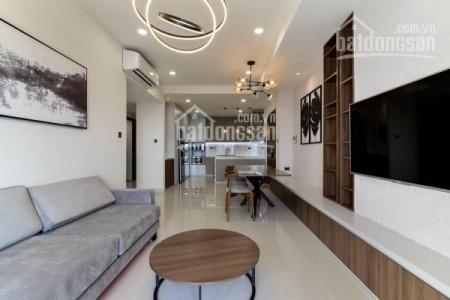 Chung cư Saigon Royal có căn hộ 80m2, cần cho thuê 2 PN, giá 17 triệu/tháng, LHCC, 80m2, 2 phòng ngủ, 2 toilet