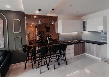 Cho thuê căn hộ Terra Royal 2 phòng ngủ/2WC full decor đẹp 25 Triệu bao phí quản lý Tel 0942.811.343 đi xem thực tế, 60m2, 2 phòng ngủ, 2 toilet