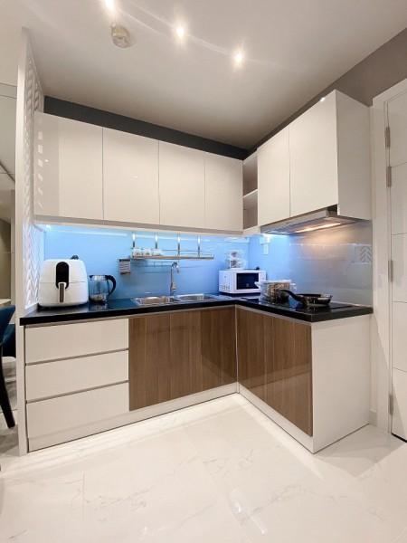 Cho thuê căn hộ khách sạn 5 sao Quận 3 rộng 79.4m2, 2 PN, giá 36 triệu/tháng, Terra Royal, 794m2, 2 phòng ngủ, 2 toilet