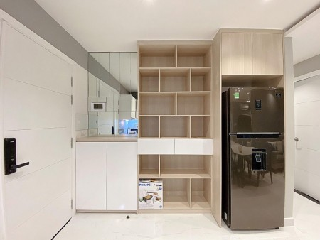 Terra Royal - căn hộ 5 sao cần cho thuê roognj 71.9m2, 2 PN, view dinh Độc Lập, giá 25 triệu/tháng, 719m2, 2 phòng ngủ, 2 toilet