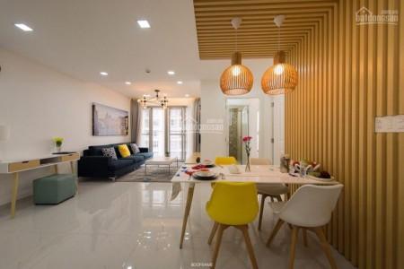 Chung cư Scenic cần cho thuê căn hộ rộng 77m2, view thoáng, có nội thất, giá 15 triệu/tháng, 77m2, 2 phòng ngủ, 2 toilet