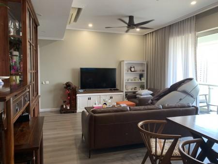 Cho thuê căn hộ chung cư tại Dự án Lexington Residence, Quận 2, Tp.HCM LH:070.3966.021, 1.015m2, 3 phòng ngủ, 2 toilet