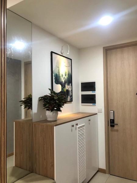 Cho thuê căn hộ chung cư tại Dự án Centana Thủ Thiêm, Quận 2, Tp.HCM LH:070.3966.021, 44m2, 1 phòng ngủ, 1 toilet