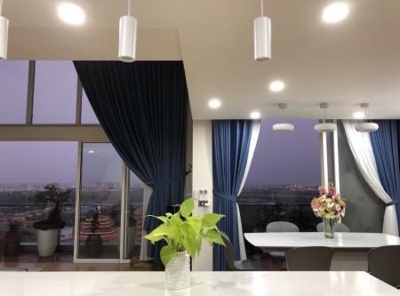 Cho thuê căn hộ chung cư tại Dự án Thảo Điền Pearl, Quận 2, Tp.HCM LH:070.3966.021, 115m2, 2 phòng ngủ, 2 toilet