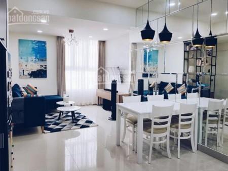 Cho thuê căn hộ The Park Nhà Bè rộng 62m2, 2 PN, có sẵn đồ dùng, giá 7 triệu/tháng, 62m2, 2 phòng ngủ, 2 toilet