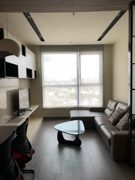 Cho thuê căn hộ 2 phòng Prince đầy đủ tiện nghi tầng cao Tel 0942.811.343 Tony đi xem thực tế nhanh chóng, 72m2, 2 phòng ngủ, 2 toilet