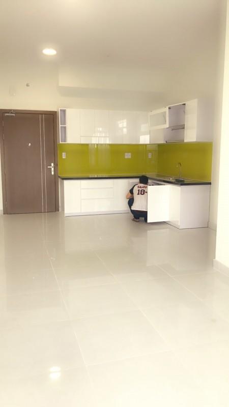 Chỉ 1 căn duy nhất 2PN/2WC giá 7.5 triêu/tháng, đã lắp rèm, máy lạnh, bếp từ, máy nước nóng, LH: 0901188443, 70m2, 2 phòng ngủ, 2 toilet