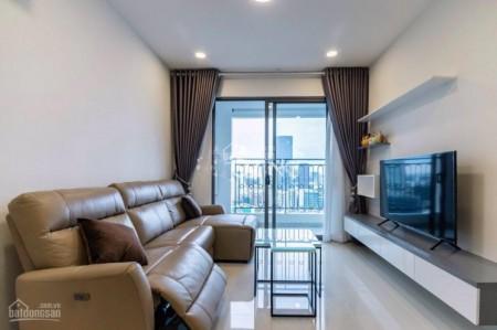 Chủ nhà siêu dễ thương cho thuê căn hộ rộng 88m2, tầng cao, giá 21 triệu/tháng, cc Saigon Royal, 88m2, 2 phòng ngủ, 2 toilet
